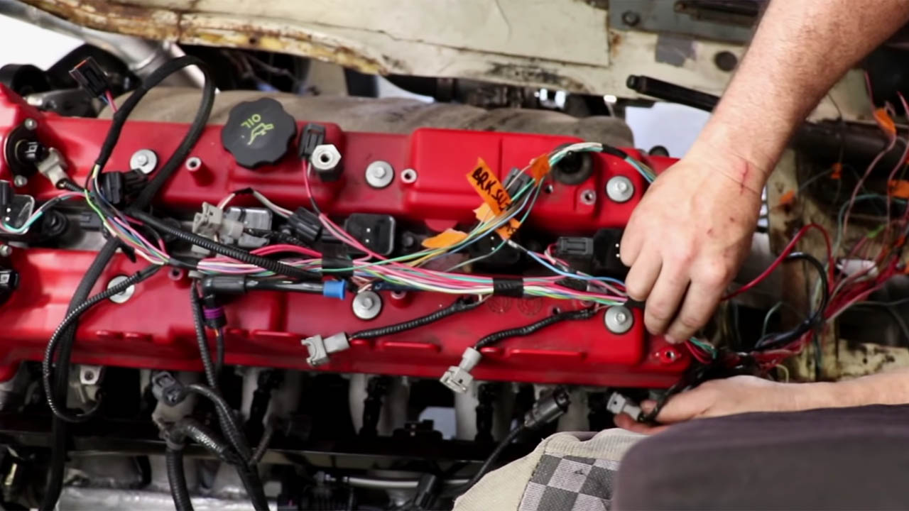 Bedford Van with a Turbo Barra Inline-Six – Part 15 – Engine Swap Depot
