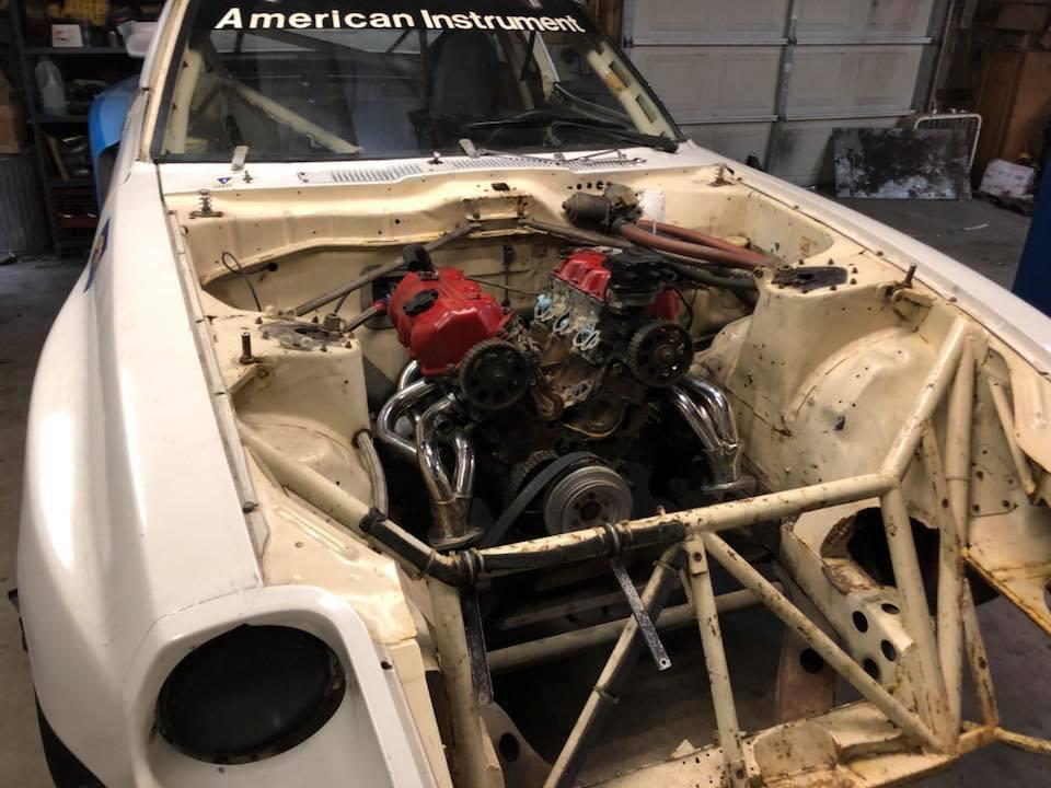 Datsun 280ZX with a Turbo VG30 V6 – Engine Swap Depot