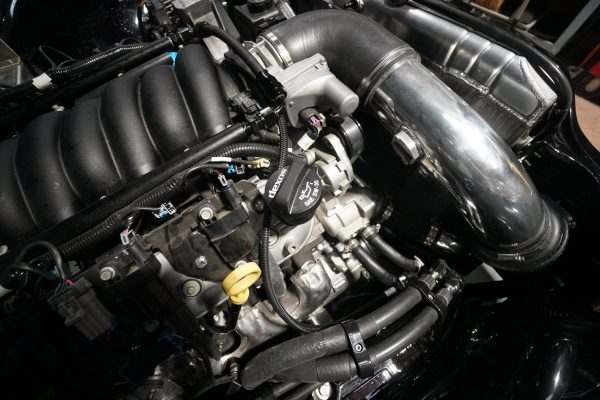 Mercedes W108 with a LS3 V8 – Engine Swap Depot