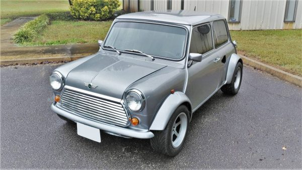 Mini with a Supercharged J35 V6
