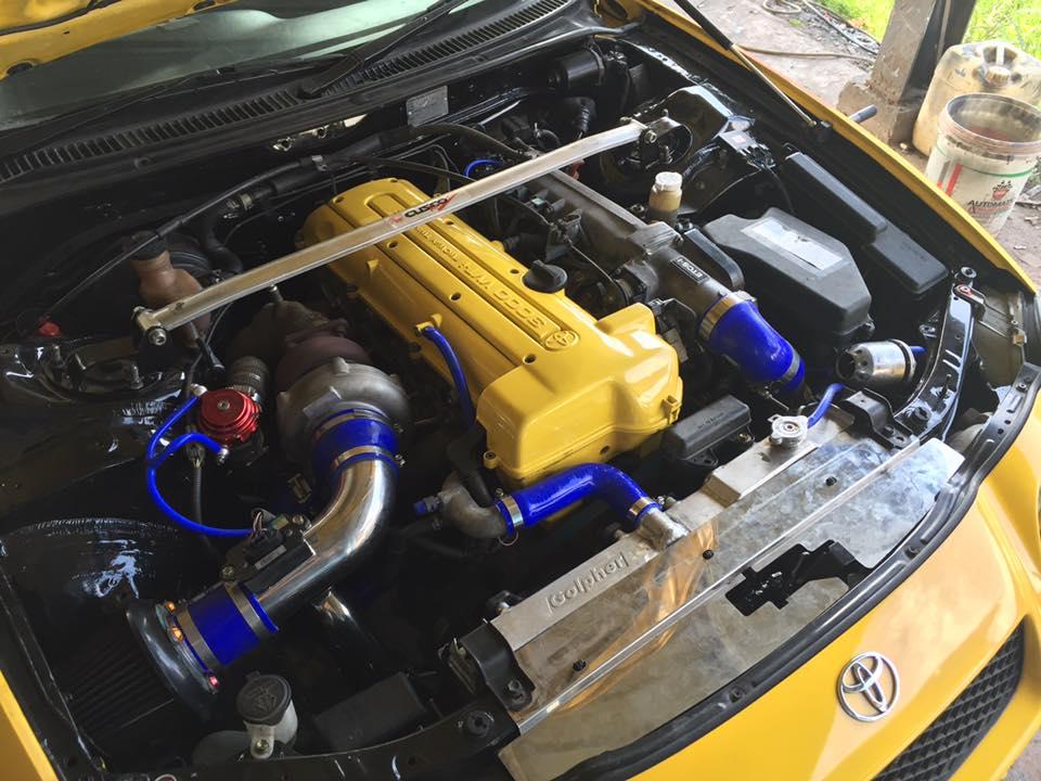 RWD Celica GT-Four with a Turbo 2JZ Inline-Six – Engine Swap Depot