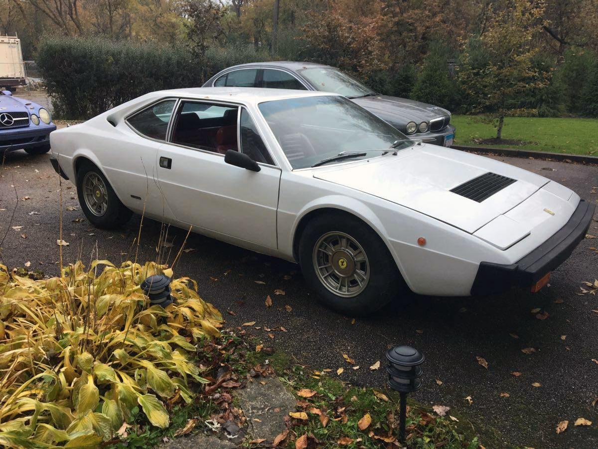 For Sale 1975 Ferrari Dino 308 Gt4 With A Subaru Turbo Flat
