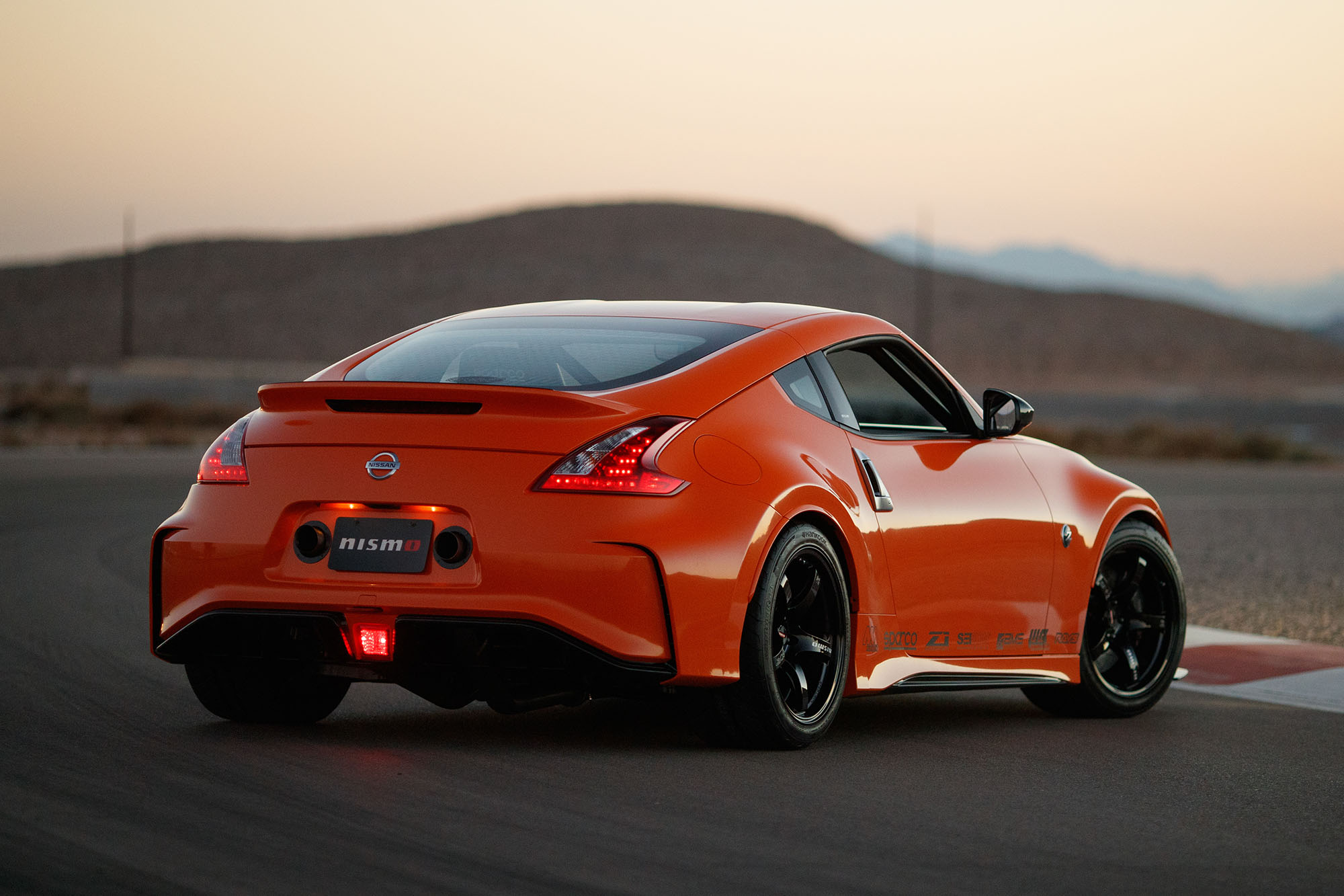 Turbo 350 Transmission Specs >> Nissan 370Z NISMO with a Twin-Turbo VR30DDTT V6 – Engine ...