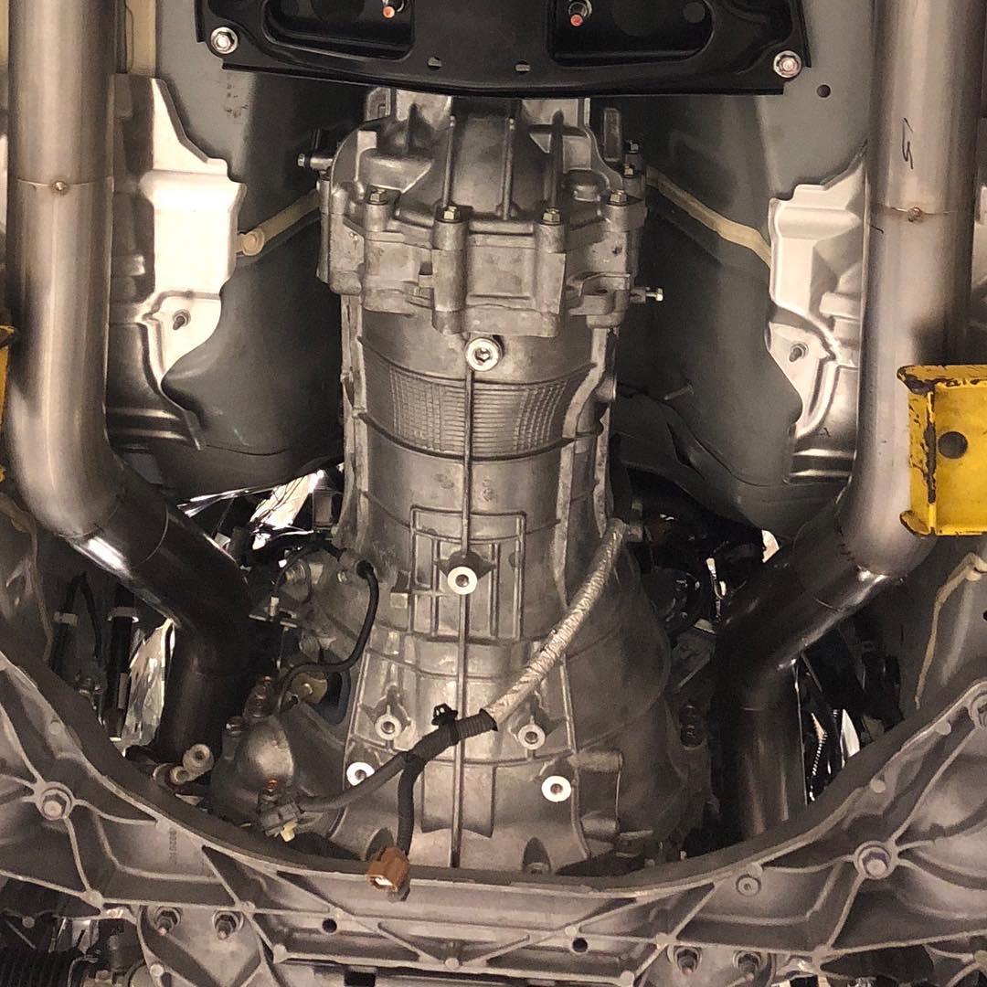 Nissan 370Z NISMO with a Twin-Turbo VR30DDTT V6 – Engine