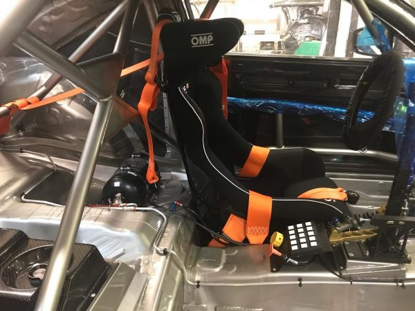 HGK Racing carbon Toyota 86 with a LSx V8