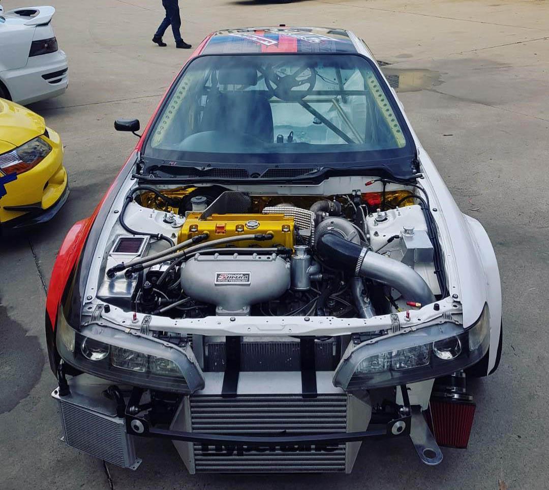 Honda Integra with a Turbo K24 – Engine Swap Depot