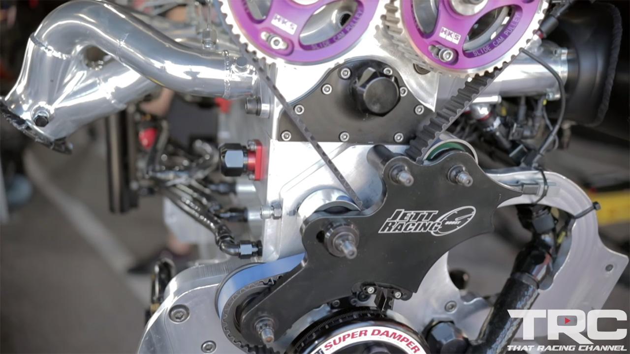Jett Racing's Twin-Turbo Billet 4G63 Makes 2,000 hp – Engine Swap Depot