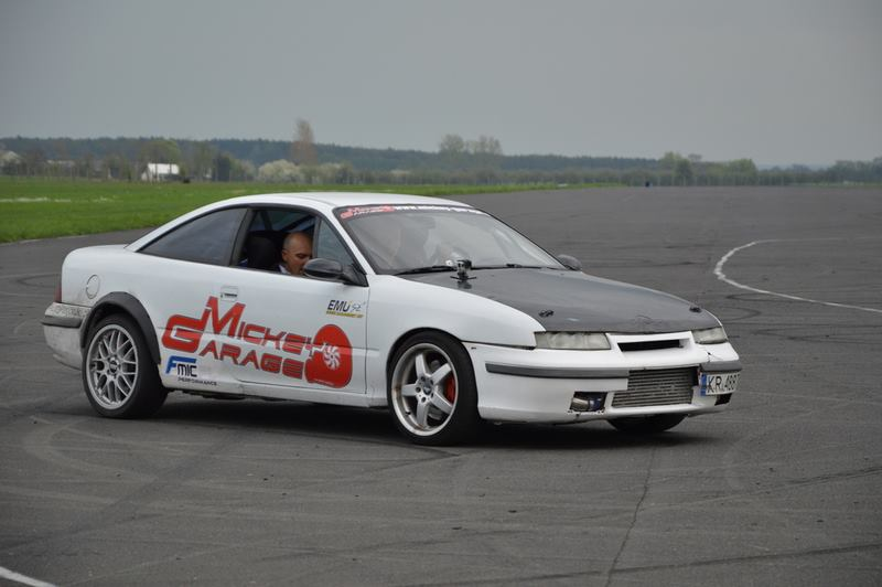 For Sale: RWD Opel Calibra with a Twin-Turbo V6 – Engine Swap Depot