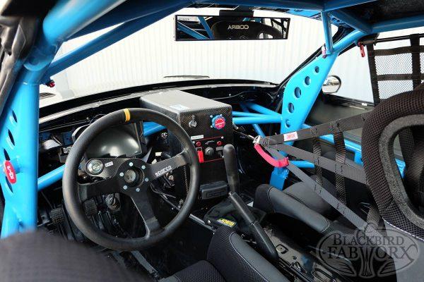 Time Attack Mazda Miata with a LS3 V8