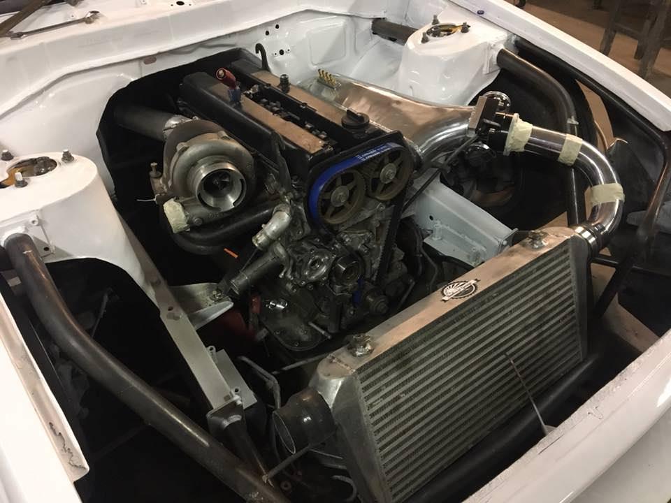 Building a Celica Supra with a Turbo 1JZ Inline-Six – Engine