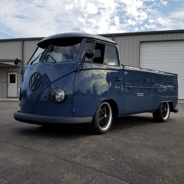 1965 VW Single Cab with a twin-turbo EG33 flat-six