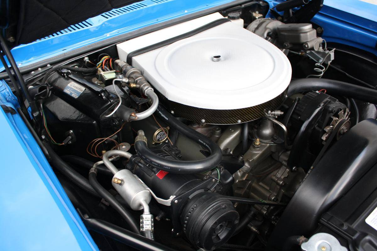 Pontiac 455 Build