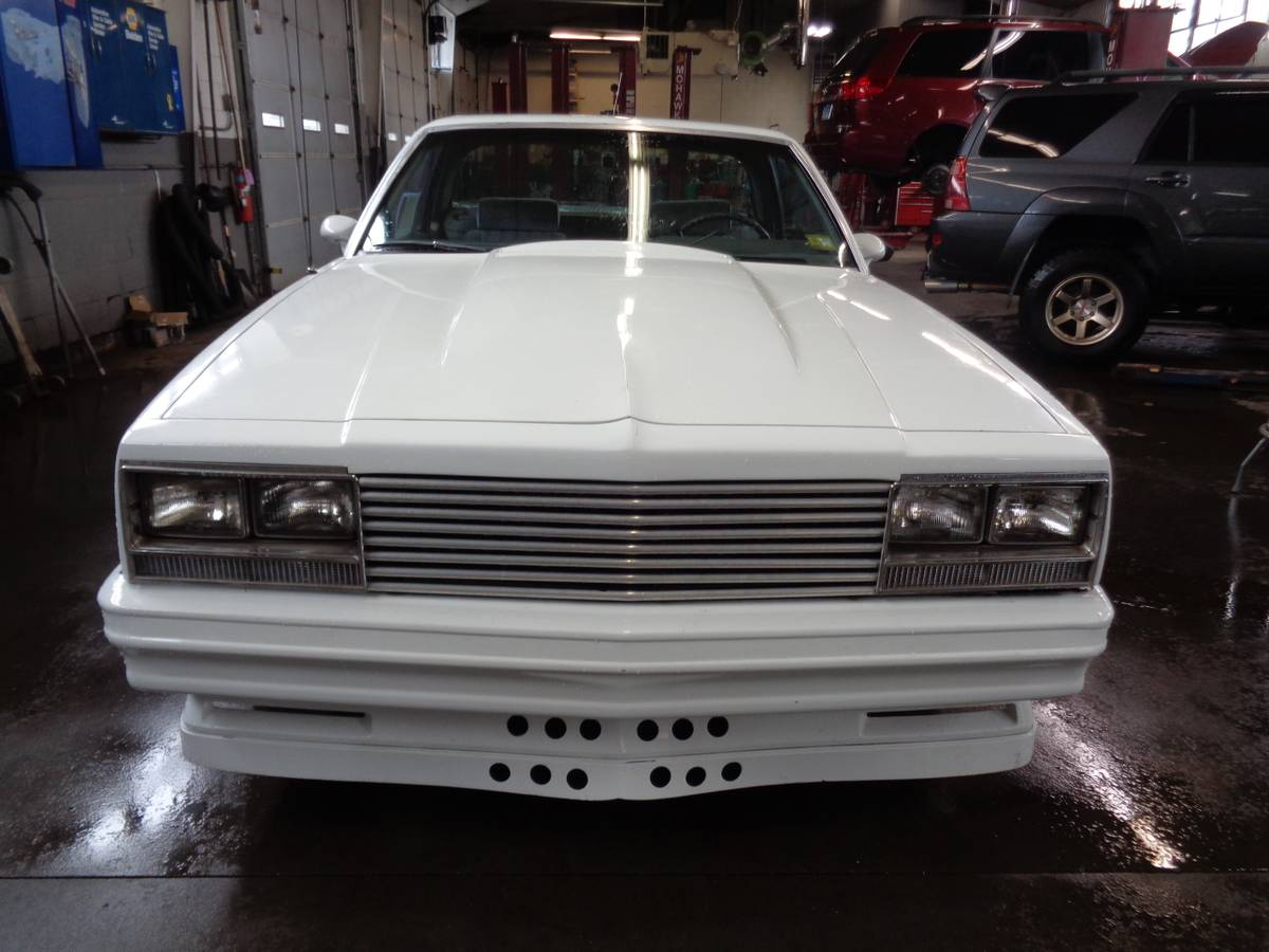 For Sale: 1985 GMC Caballero with a Grand National Turbo V6