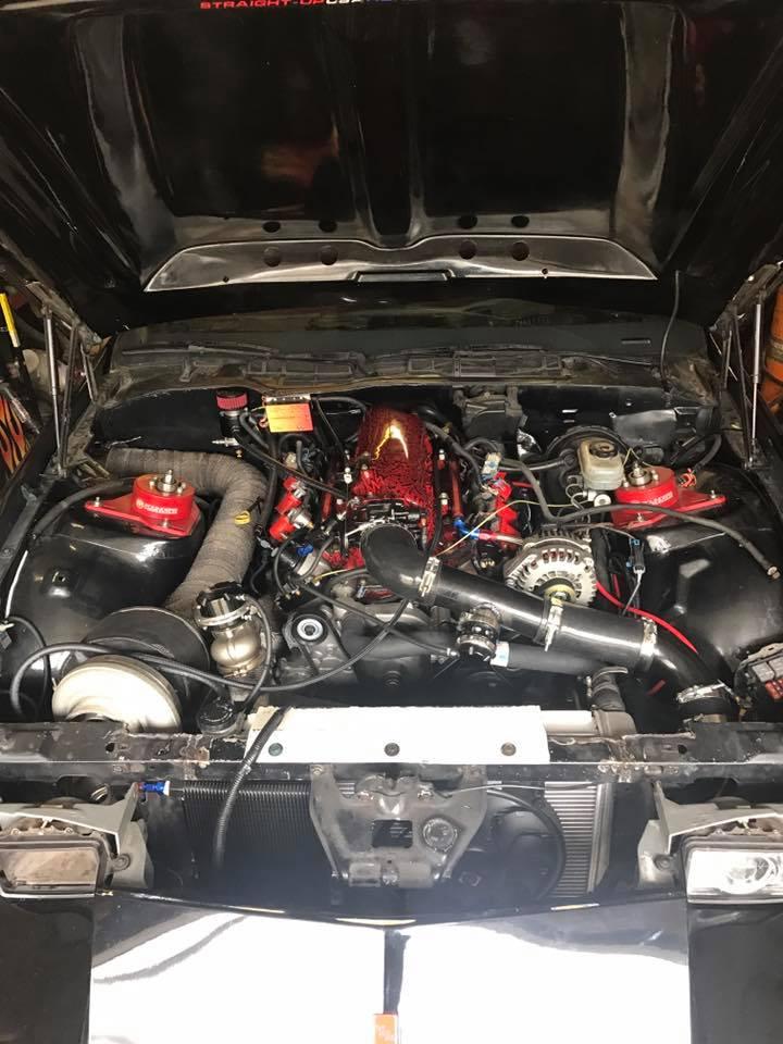 1986 Z28 with a Turbo 5 3 L LSx V8 – Engine Swap Depot