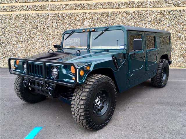 For Sale: 1993 Hummer H1 with a 502 ci Big-Block Chevy V8