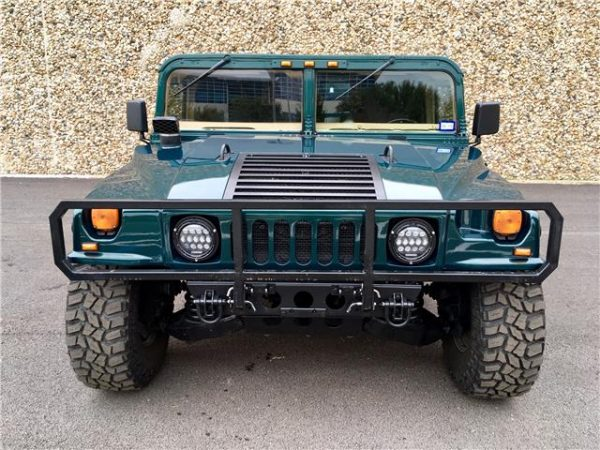 1993 Hummer H1 with a 502 ci Big-Block Chevy V8