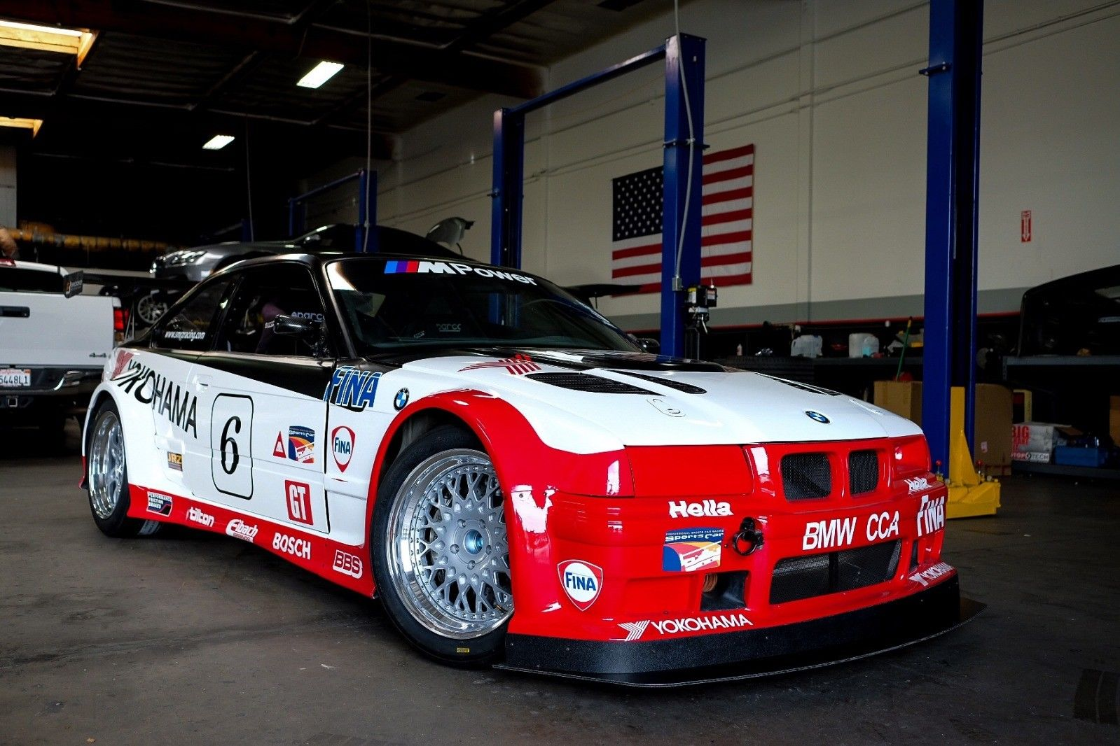 For Sale Bmw E36 Race Car With A S54 Inline Six Engine Swap Depot