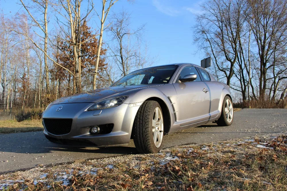 For Sale: Mazda RX-8 with a RB25DET Inline-Six – Engine Swap
