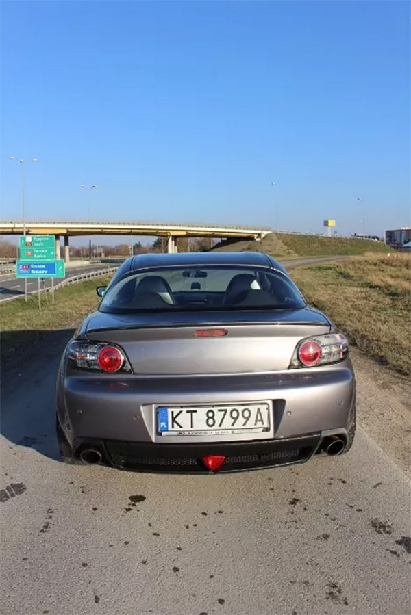 2004 Mazda RX-8 with a RB25DET inline-six