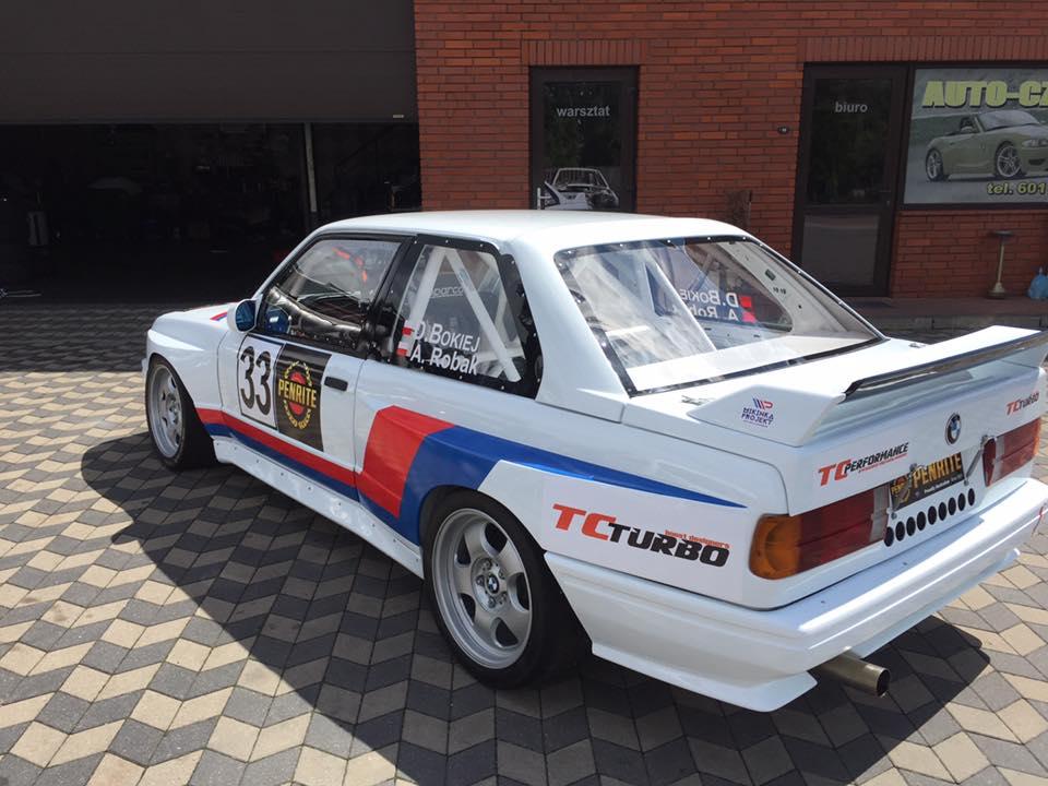 Bmw E30 V8 Allegro