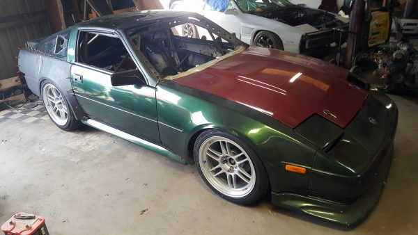 Nissan 300ZX with a 1UZ V8