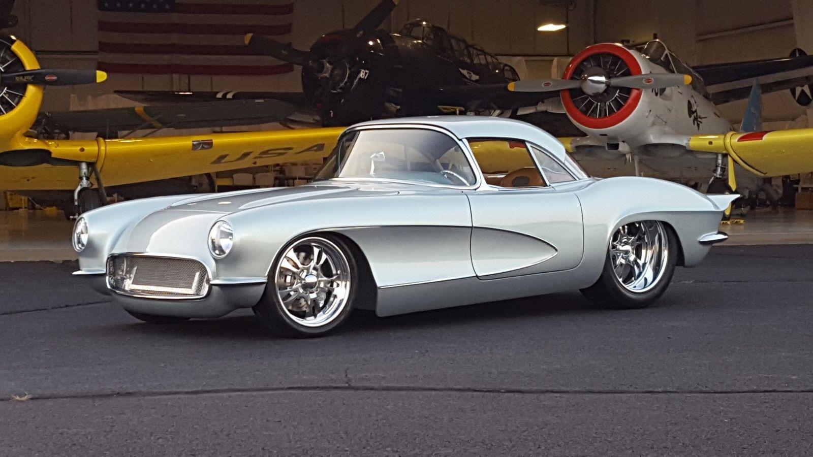 1962 Corvette with a 454 LSX V8