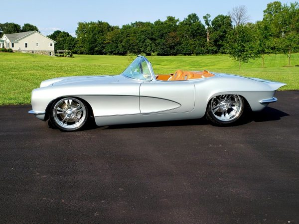 1962 Corvette with a 454 LSX V8