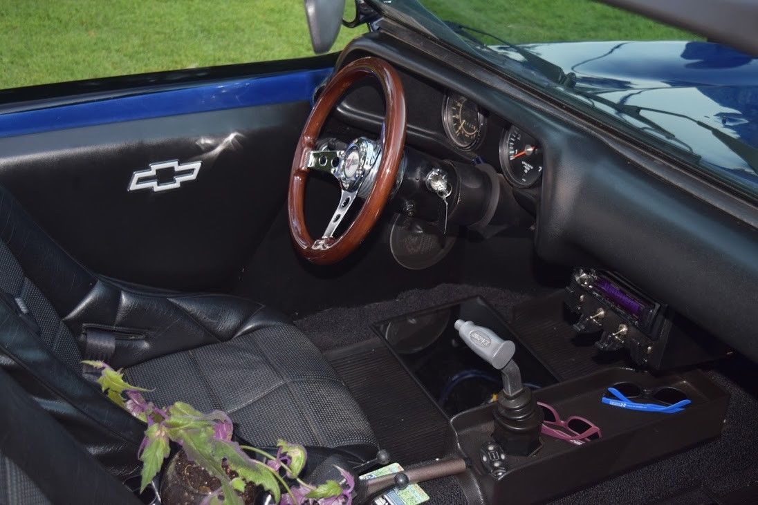 For Sale: 1976 Beetle with a 2332 cc Flat-Four and Camaro Body