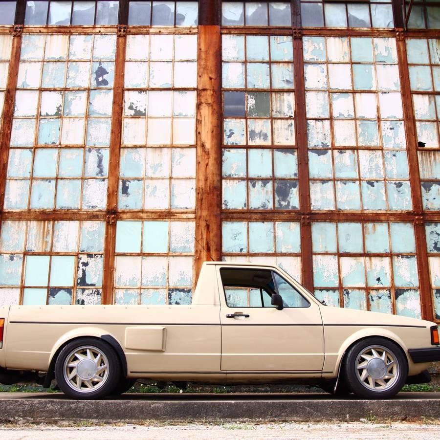 Vw Caddy Vr6 Conversion