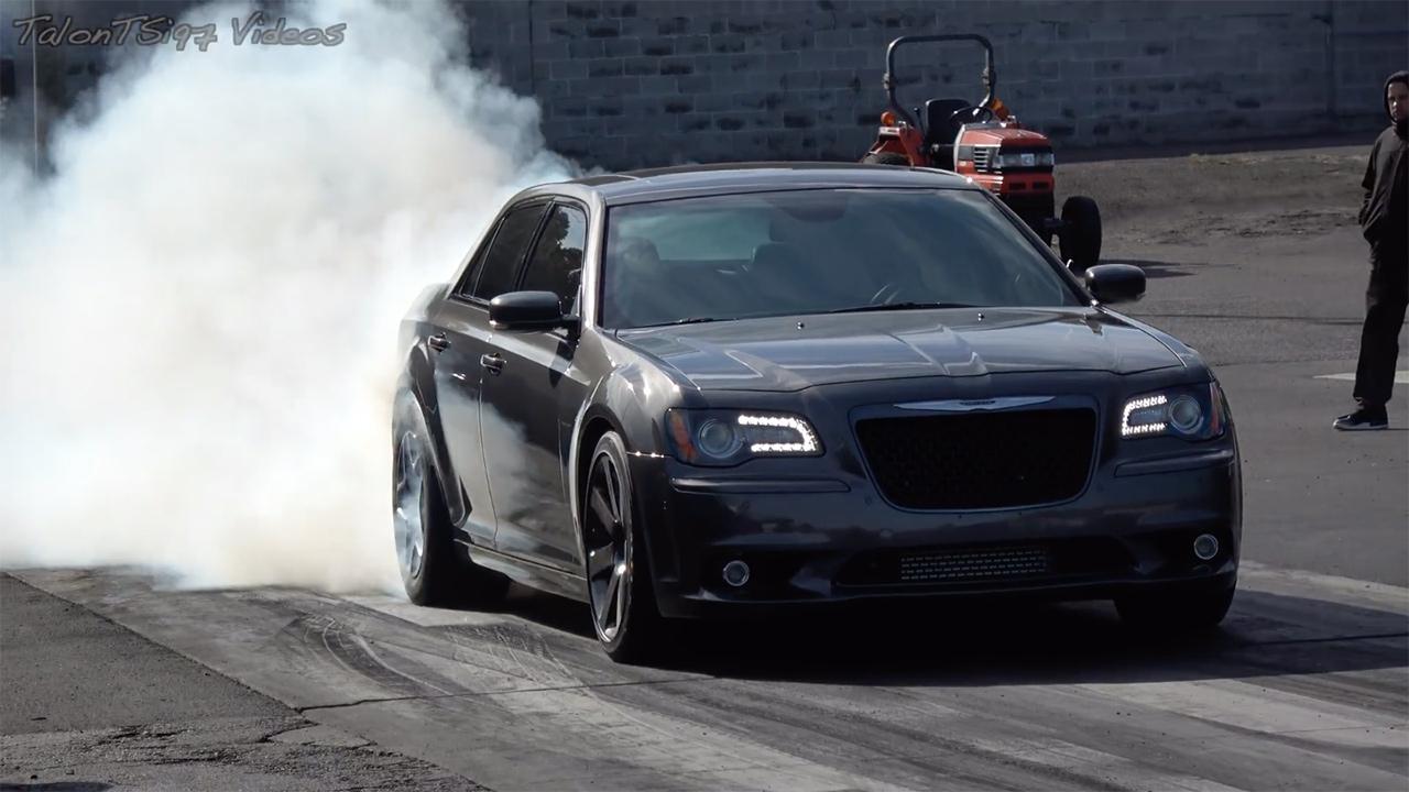 2014 chrysler 300c horsepower