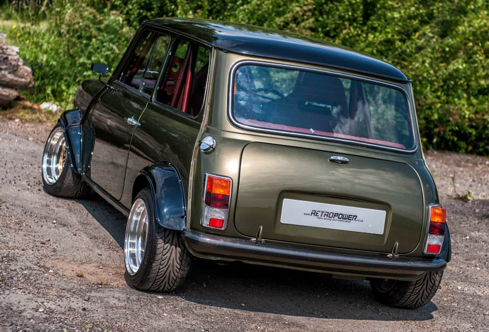 Mini with a 2 1 L C20XE Inline-Four – Engine Swap Depot