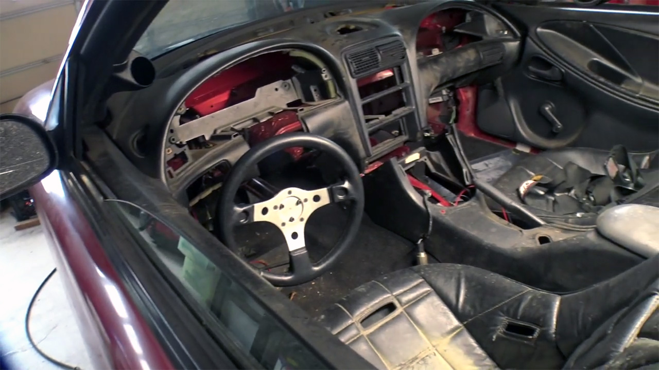 Building a 1995 Mustang with a Turbo LSx Capable of 8's for