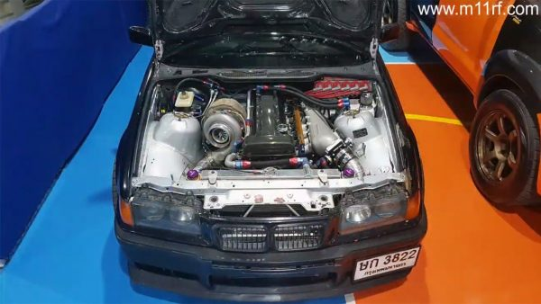 Toyota JZ and UZ Engine Swap Meeting in Thailand
