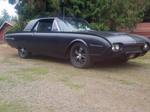 1962 Thunderbird with a LS1 V8