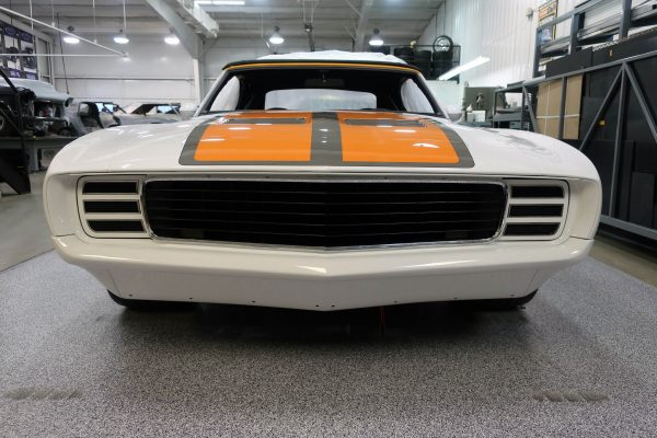 1969 Camaro with a LS7 V8