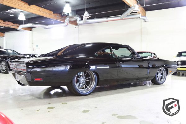 1970 Dodge Charger Tantrum with a twin-turbo Mercury Racing V8