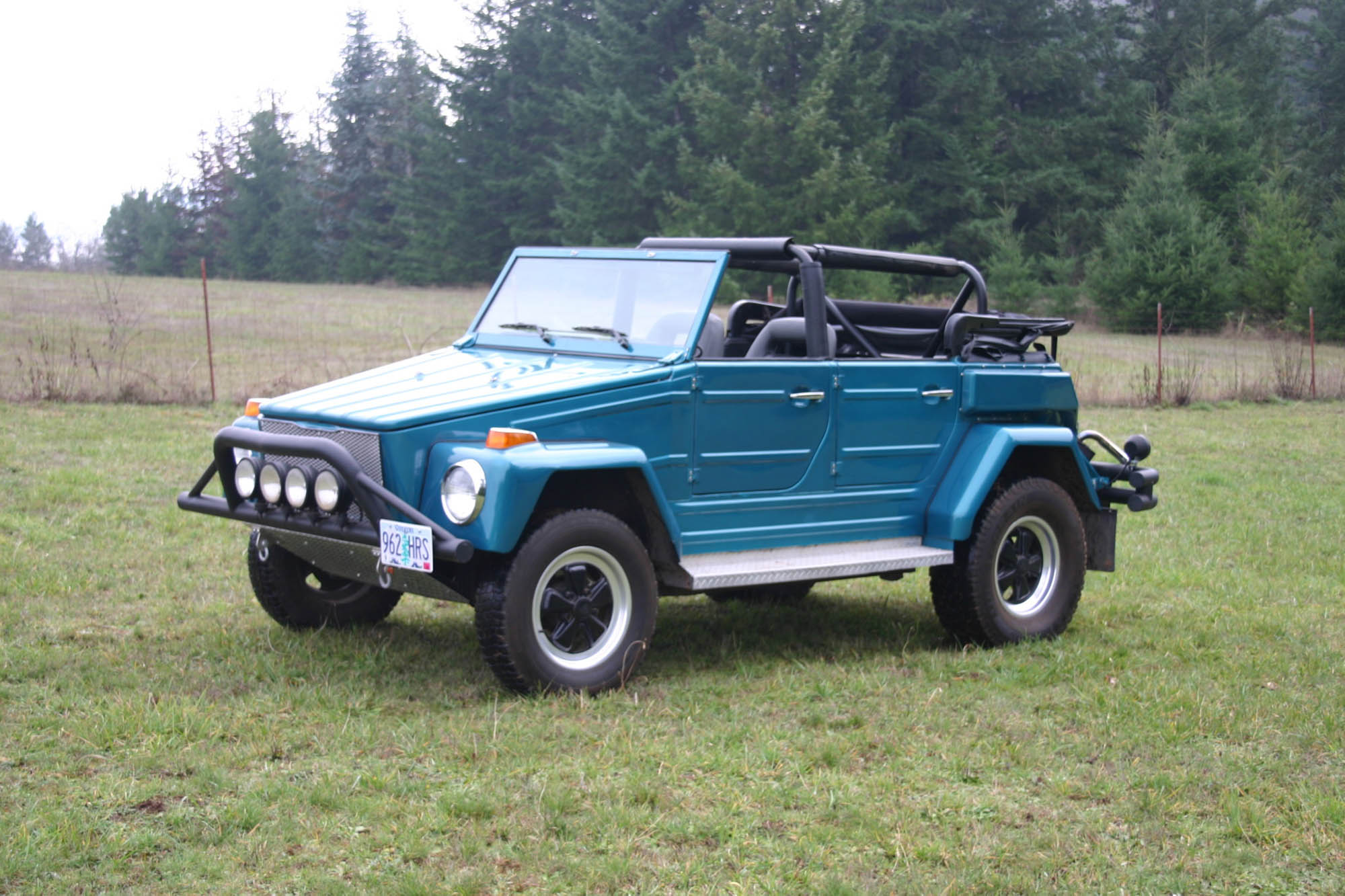 Volkswagen Thing For Sale >> For Sale 1974 Vw Thing With A Buick V8 Engine Swap Depot