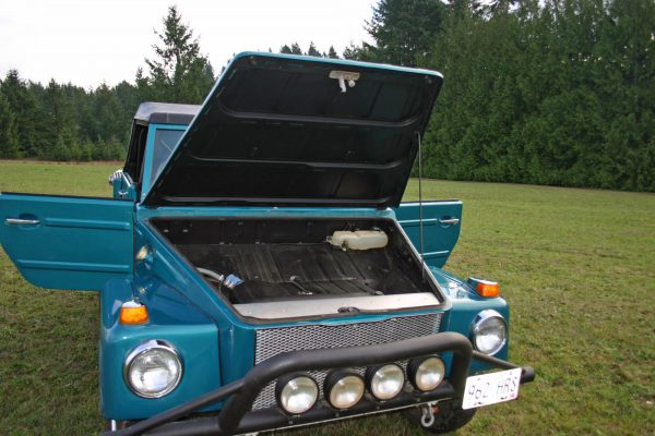 1974 VW Thing with a Buick V8
