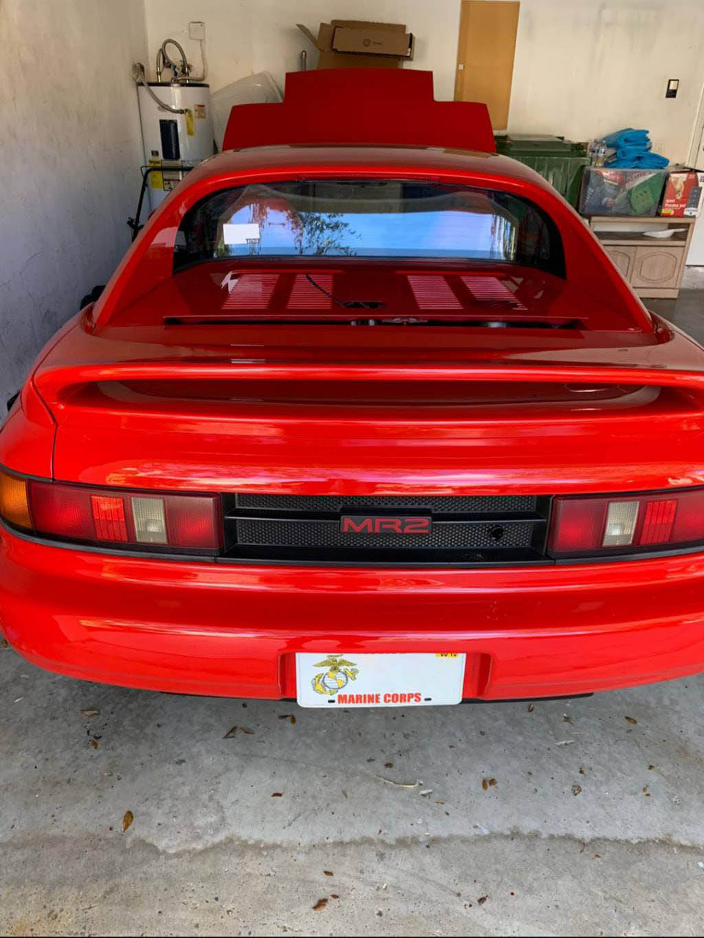 For Sale: 1991 Toyota MR2 with a 780 whp Turbo K20 Inline