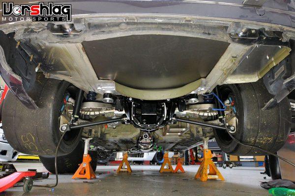 BMW E46 M3 with a 468 ci LS7 V8