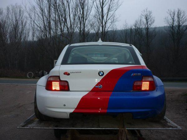 BMW Z3M with a S85 V10