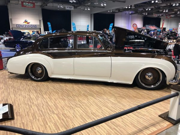 1961 Rolls-Royce Silver Cloud with a LS3 V8