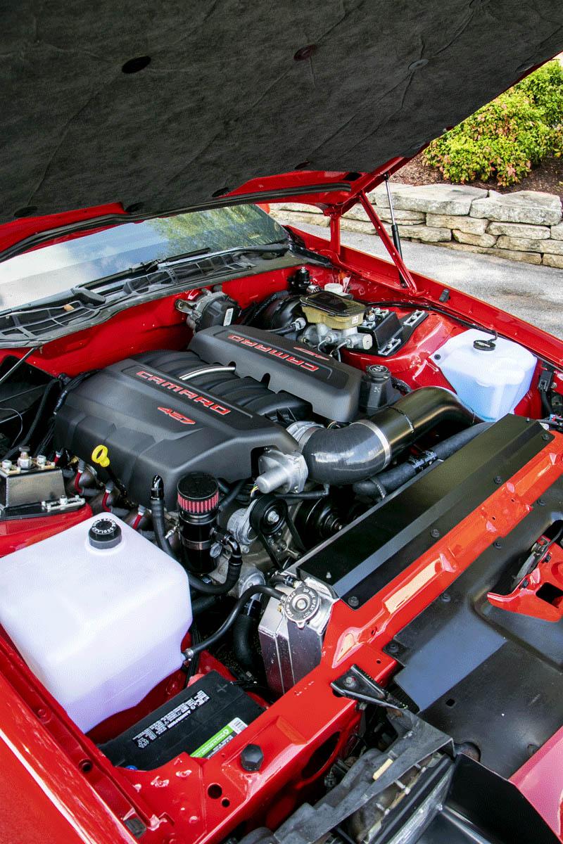 1987 Camaro IROC-Z with a LS7 V8 – Engine Swap Depot