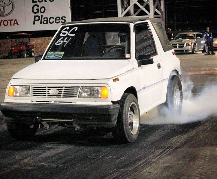 For Sale: 1993 Geo Tracker with a Turbo 6 0 L LQ4 V8