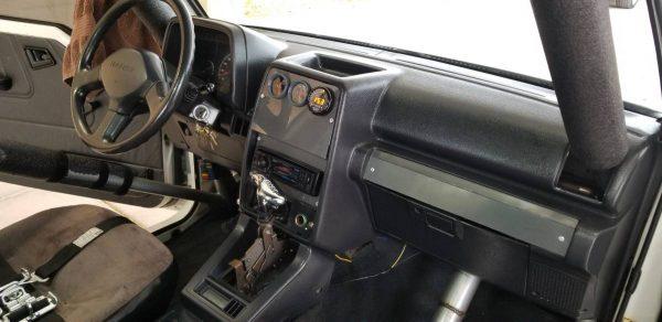 1993 Geo Tracker with a turbo LQ4 V8