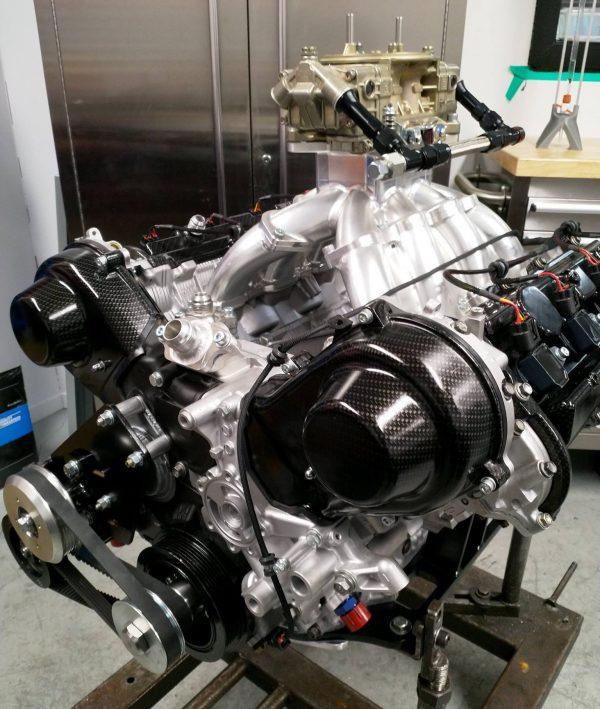 Hartley Superstock 1UZ V8