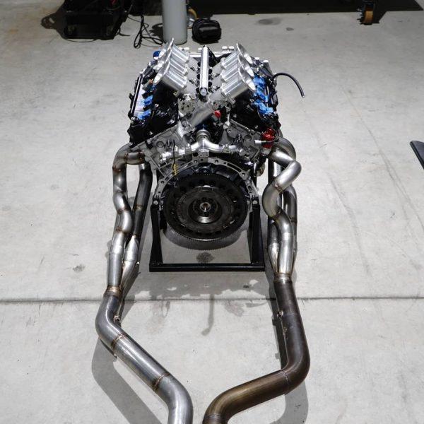 Jim Wolf Technology Naturally Aspirated 4.2 L VQ35 V6