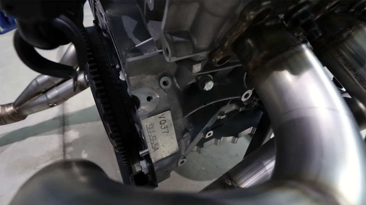Jim Wolf Technology's Naturally Aspirated 4 2 L VQ35 V6