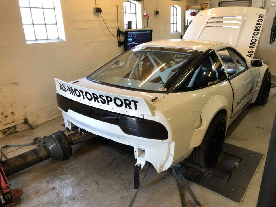 Nissan S13 with a Turbo VG30DETT V6 Makes 530 hp on Dyno – Engine
