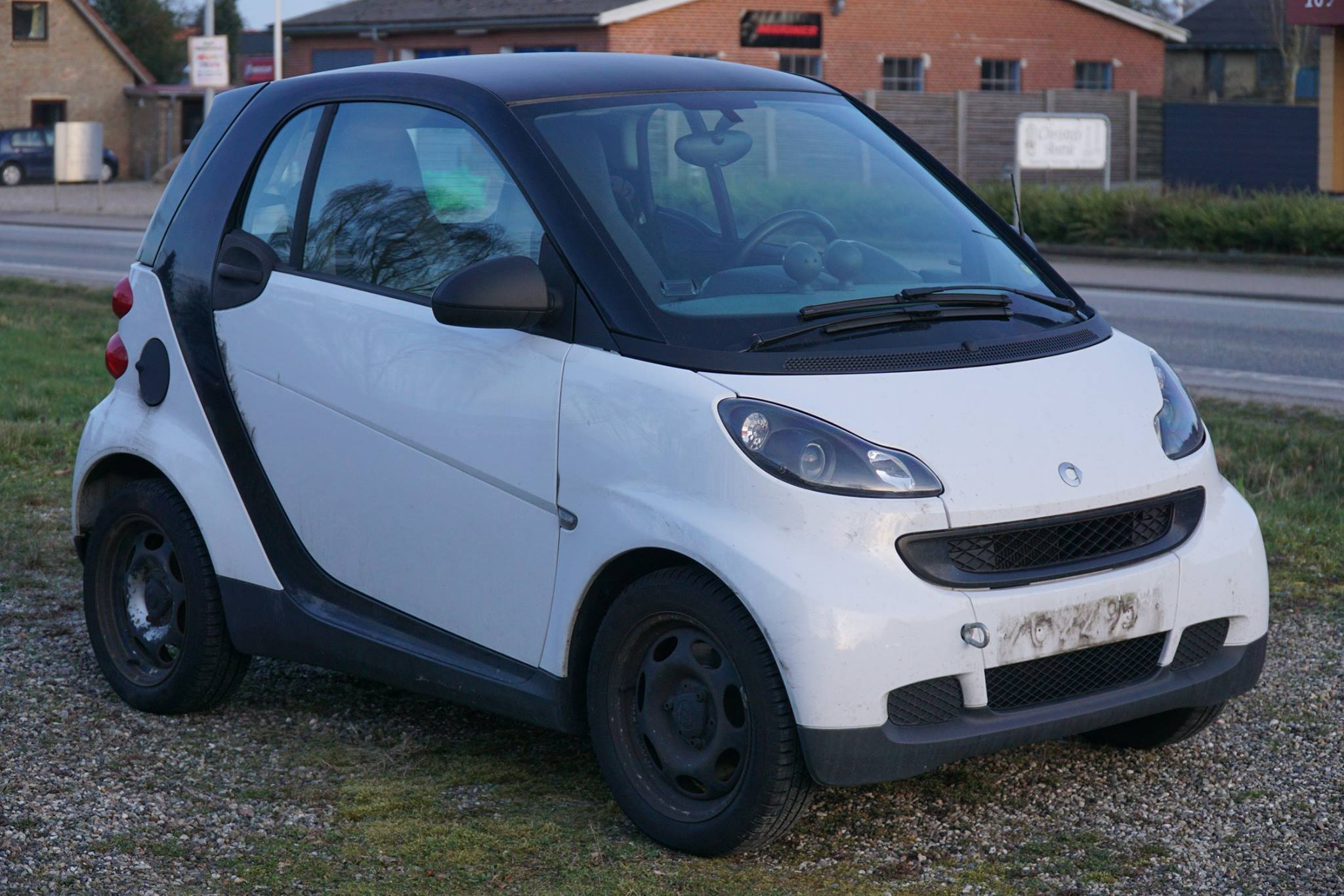 Smart Fortwo With A Turbo 4a Ge Inline Four Engine Swap Depot